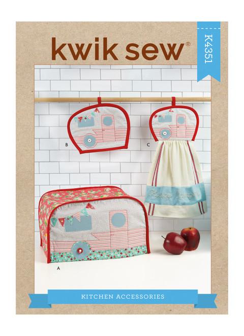 Kwik Sew K4351 | Kitchen Accessories