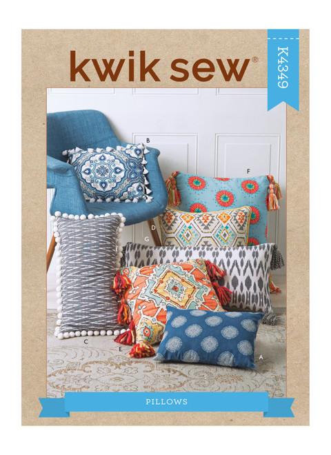 Kwik Sew K4349 | Pillows