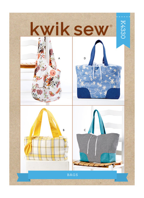 Kwik Sew K4330 | Bags