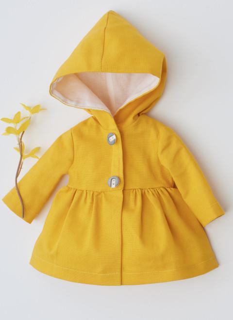 "Kwik Sew K4362 | 14"" Doll Clothes"