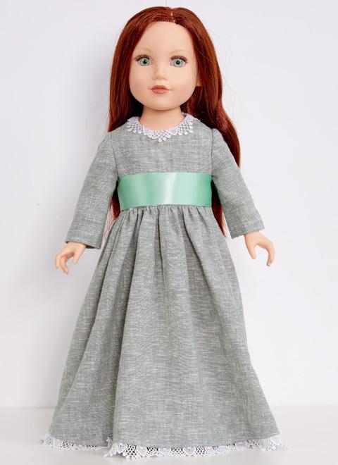 "Kwik Sew K4324 | 18"" Doll Clothes"