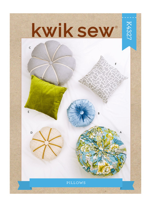 Kwik Sew K4327 | Pillows