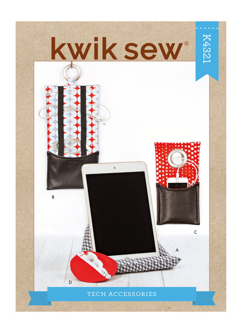 Kwik Sew K4321 | Tech Accessories