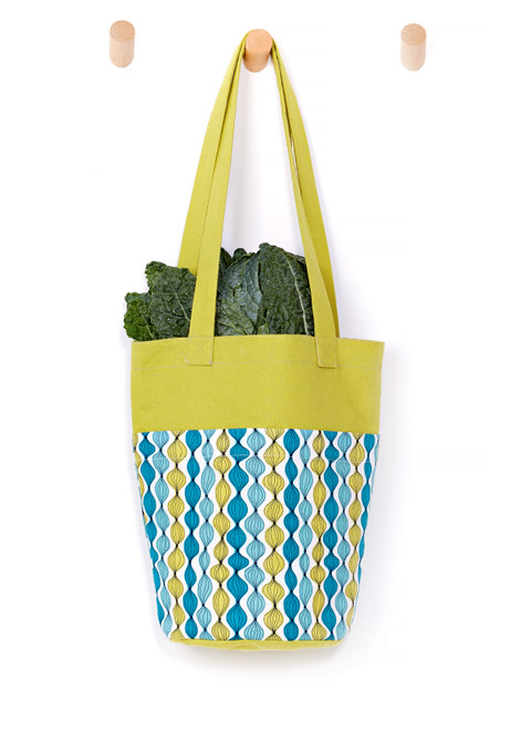 Kwik Sew K4325 | Shopping Bags