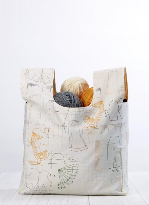 Kwik Sew K4320 | Craft Bag