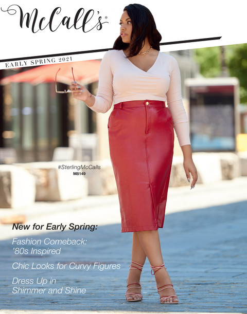 McCall's Early Spring 2021 Catalog