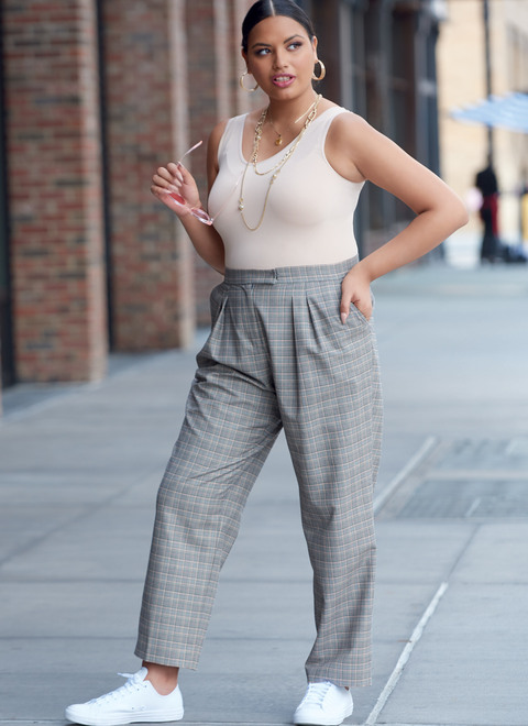 McCall's M8148 | Misses' & Women's Pants