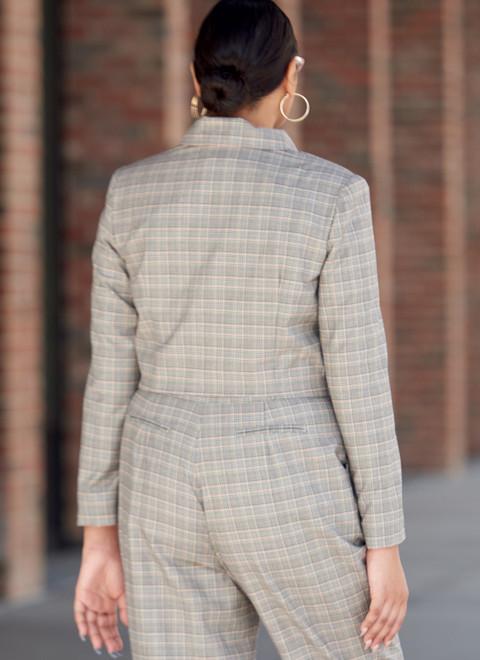 McCall's M8155 (Digital) | Misses' & Women's Jacket & Vest