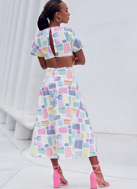 McCall's M8175 | Misses' Dresses