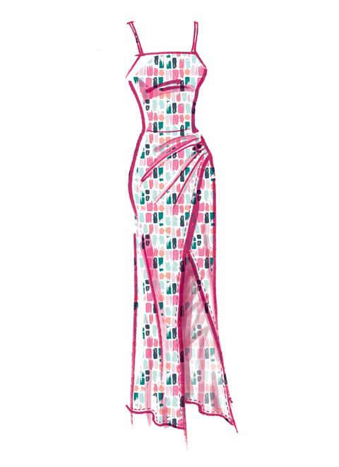 McCall's M8174 (Digital)   #BrandiMcCalls - Misses' & Women's Dresses