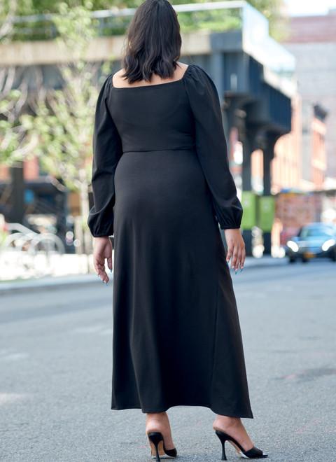 McCall's M8174 (Digital) | Misses' & Women's Dresses