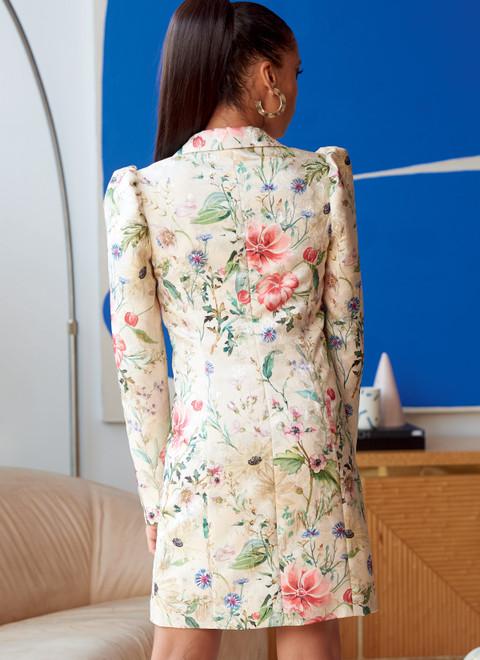 McCall's M8140 | #ParkerMcCalls - Misses' Dresses & Belt