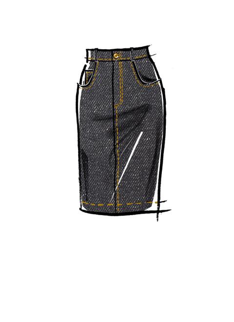 McCall's M8149 | Misses' & Women's Skirts