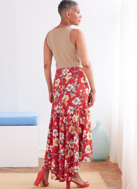 Butterick B6818 | Misses' Skirt