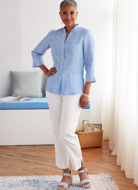 Butterick B6816 | Misses' Top