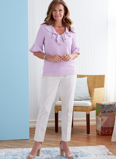 Butterick B6814 (Digital) | Misses' & Women's Top