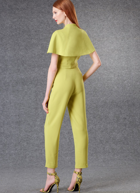 Vogue Patterns V1791 | Misses' Jumpsuits