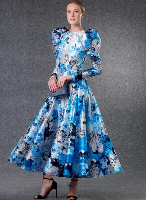 Vogue Patterns V1782   Misses' Dresses