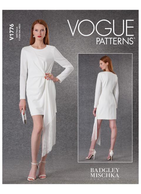 Vogue Patterns V1776 | Misses' Dress