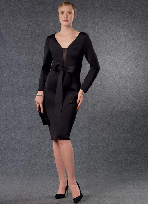 Vogue Patterns V1775 | Misses' Dress