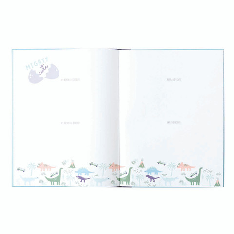 Baby Memory Book - Tiny, But Mighty