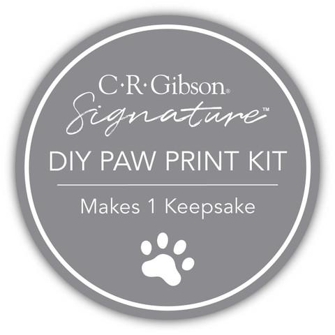 DIY Paw Print Kit