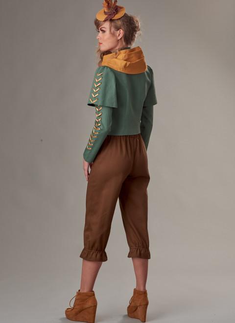 McCall's M8186 | Misses' Costume