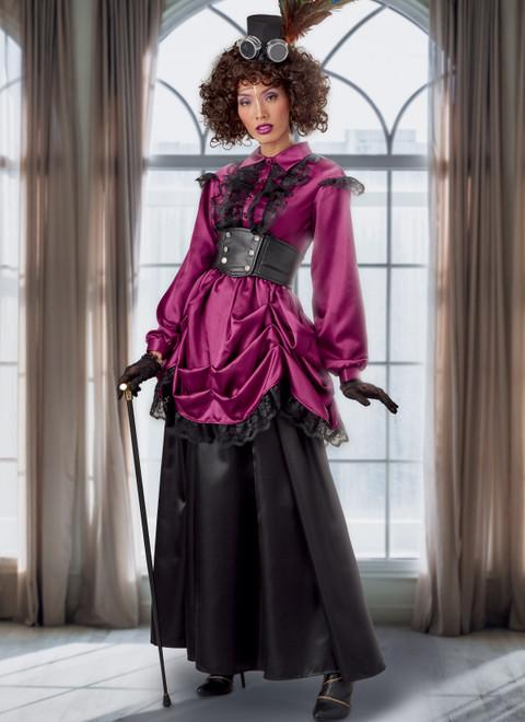 McCall's M8184 (Digital) | Misses' Costume