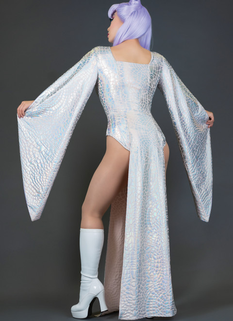 McCall's M8187 (Digital) | Misses' Leotard With Front & Back Panel