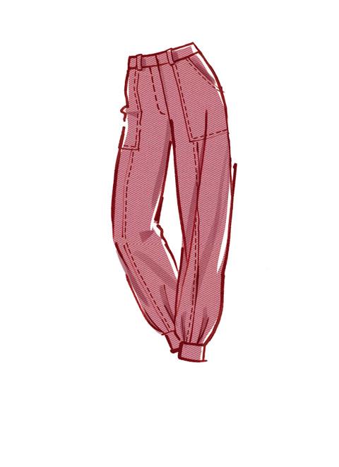 McCall's M8206   Misses' Pants
