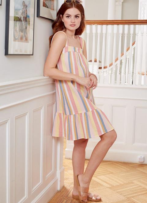 McCall's M8213 | Misses' Dresses