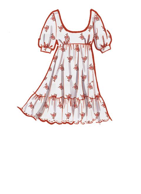 McCall's M8197 | Misses' Dresses