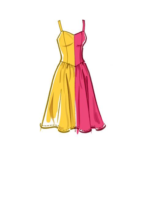 McCall's M8209 (Digital) | Misses' & Women's Dresses & Jumpsuit