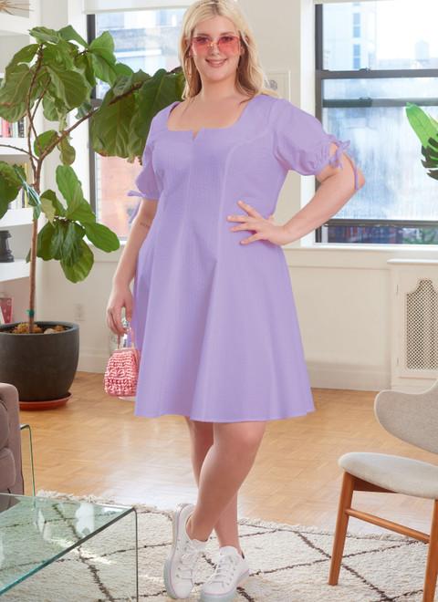 McCall's M8196 (Digital) | Misses' & Women's Dresses