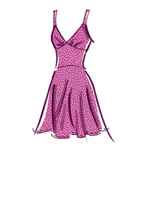 McCall's M8195 | Misses' Dresses