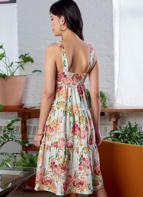 McCall's M8193 | Misses' Dresses