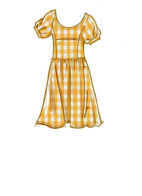 McCall's M8192 | Misses' Dresses
