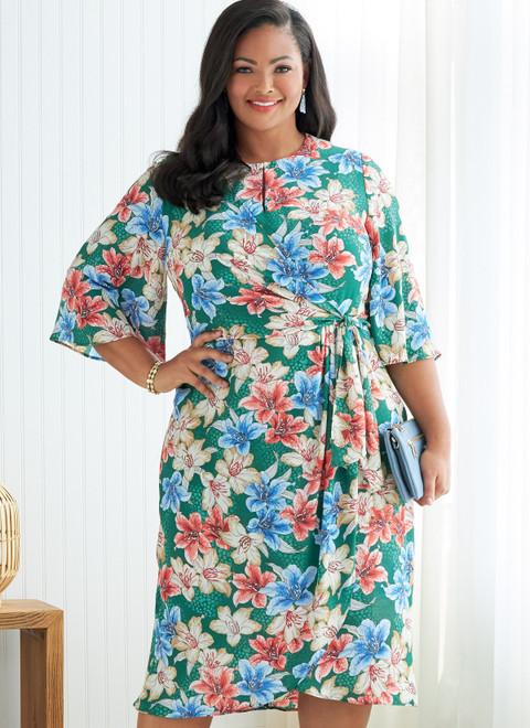 Butterick B6826 | Women's Dress & Jumpsuit