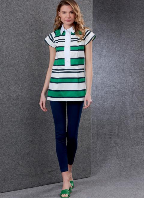 Vogue Patterns V1811 | Misses' Tops