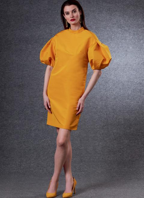 Vogue Patterns V1800 | Misses' Dress