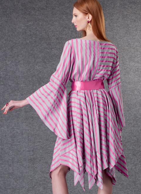 Vogue Patterns V1796   Misses' Dress & Belt