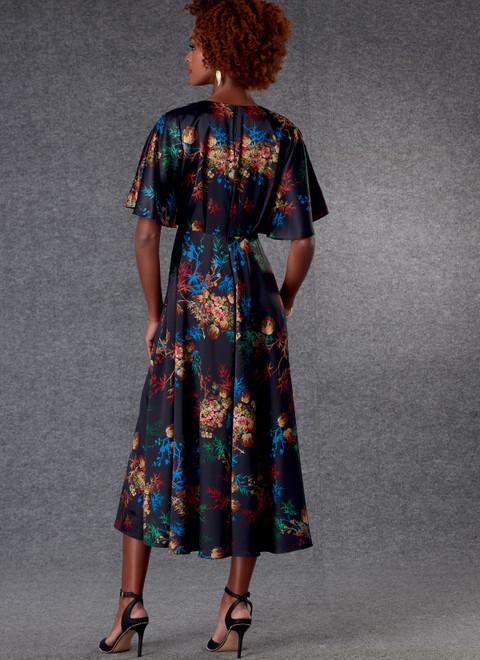 Vogue Patterns V1801 | Misses' Dresses