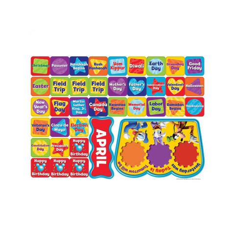 Mickey Mouse Clubhouse® Calendar Set Bulletin Board Set