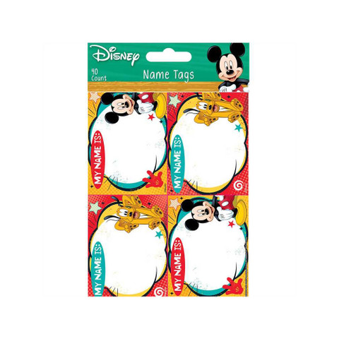 Mickey® Name Tags