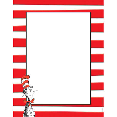 Dr. Seuss™ The Cat in the Hat™ Computer Paper