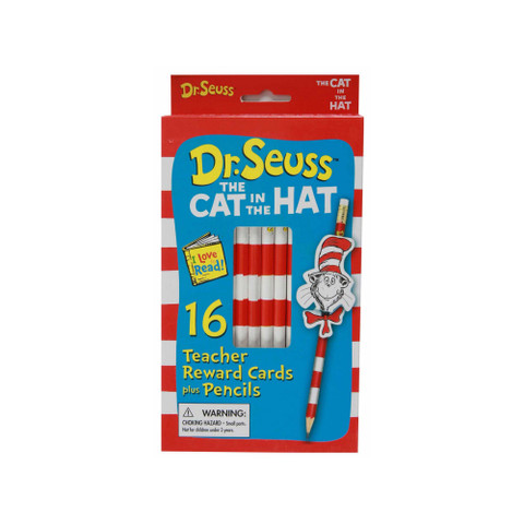 The Cat in the Hat™ Pencil Rewards with Toppers