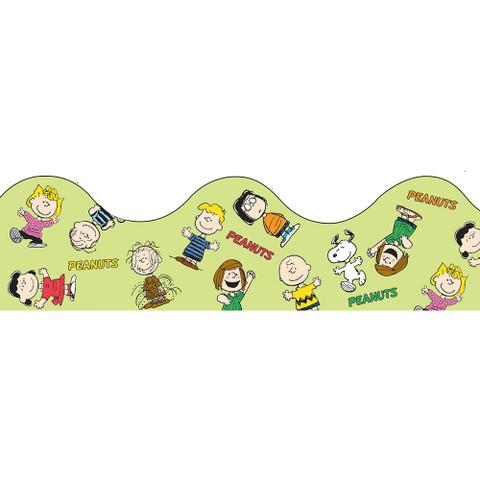 Peanuts® Gang Scalloped Deco Trim®