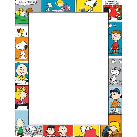 Peanuts® Comic Blocks Computer Paper