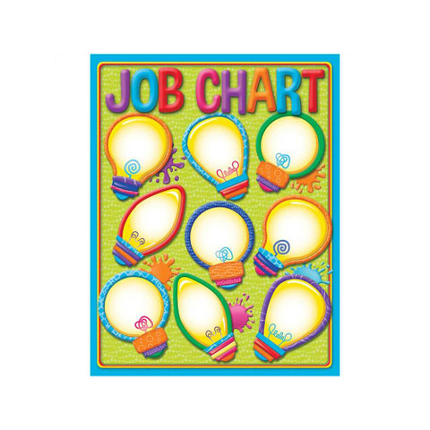 Color My World Chart Set