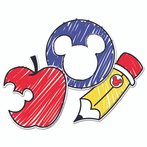 Mickey® Color Pop! Assorted Paper Cut Outs